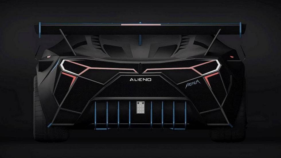 Alieno Arcanum