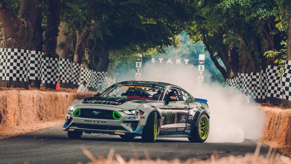Los coches de Goodwood Ford Mustang