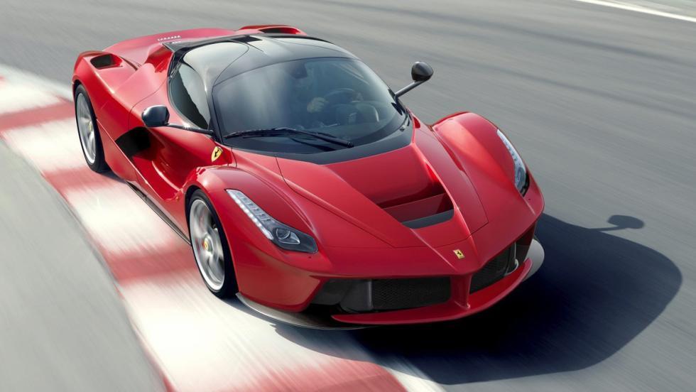 Los coches que más se han revalorizado en menos tiempo - Ferrari LaFerrari