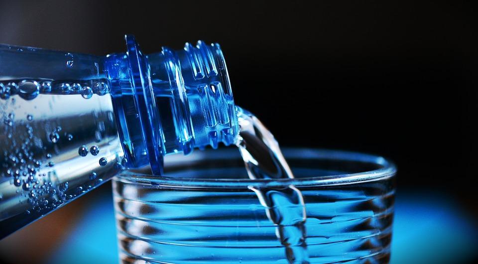 Descansos e hidratación