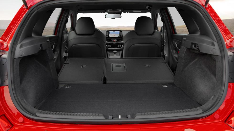 Hyundai i30 N Line (maletero)