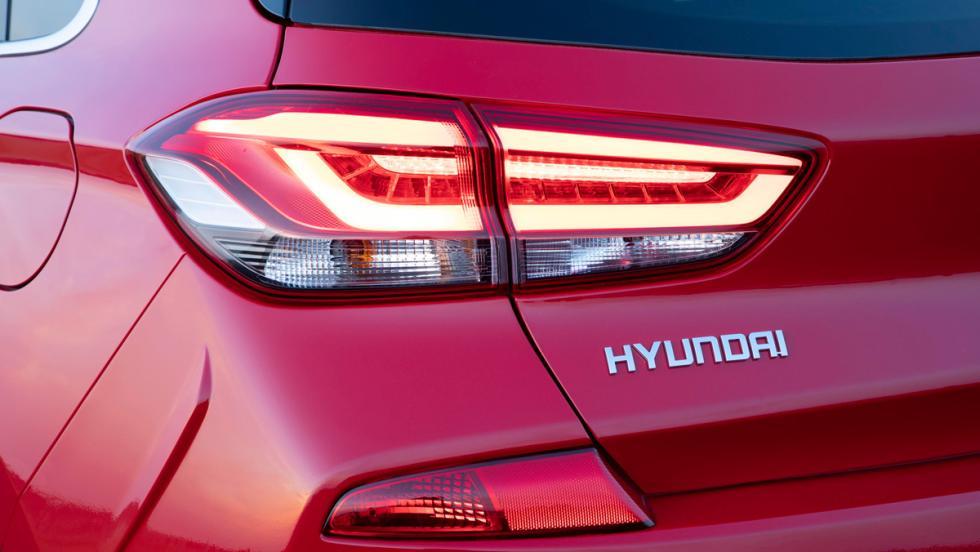 Hyundai i30 N Line (pilotos)