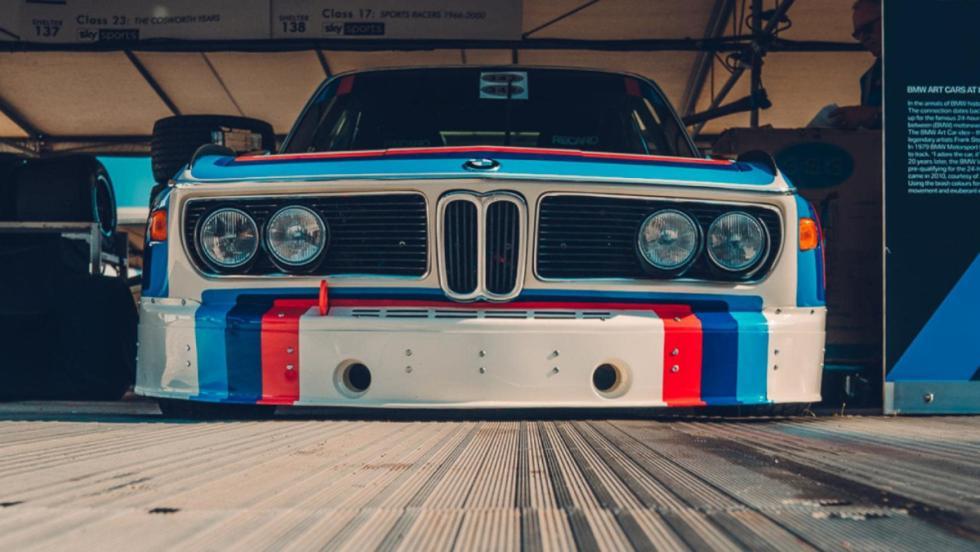 Los mejores coches de Goodwood 2018 BMW