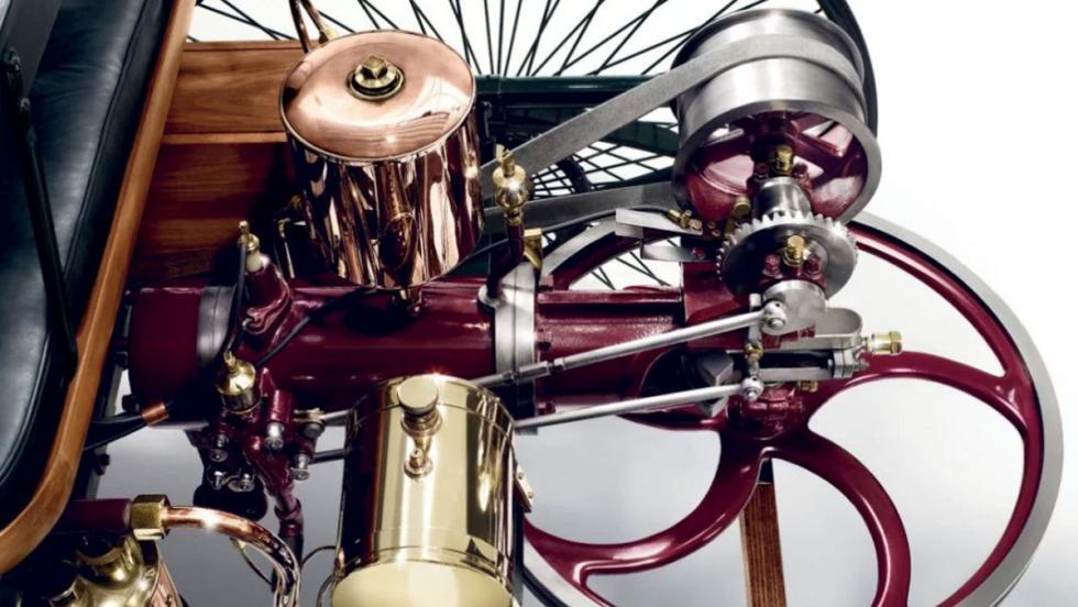 Mercedes Patent-Motorwagen