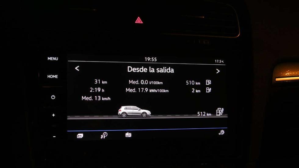 coches hibridos electricos test blanco naturaleza eco tecnologia
