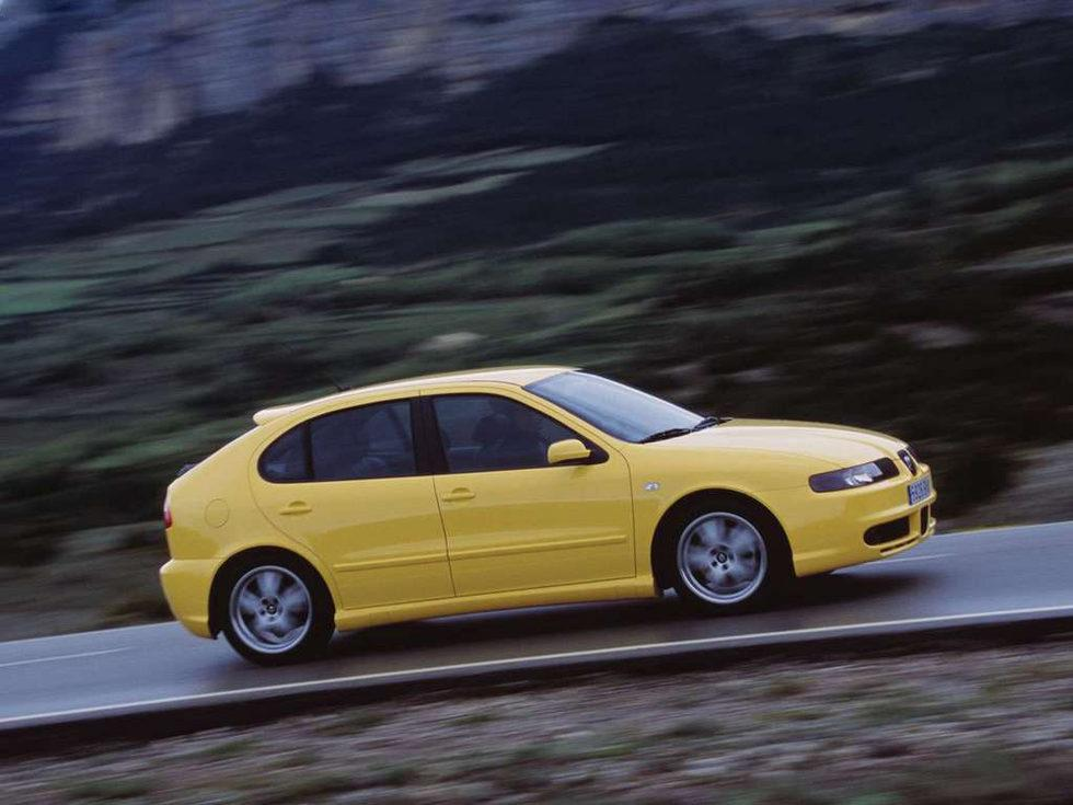Seat León FR 2000