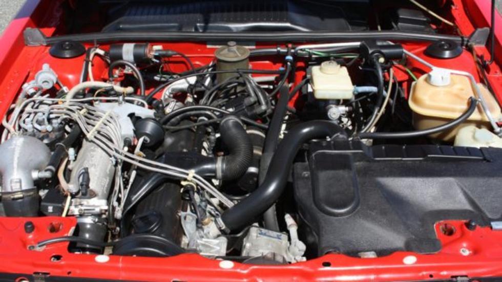 Se subasta este Audi Quattro de 1985 motor