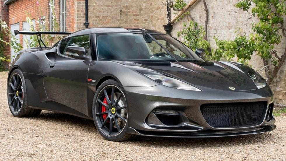 Superdeportivos con cambio manual - Lotus Evora GT430