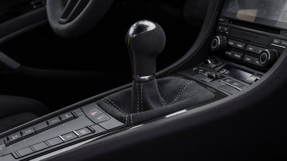 Superdeportivos con cambio manual - Porsche 911 GT3