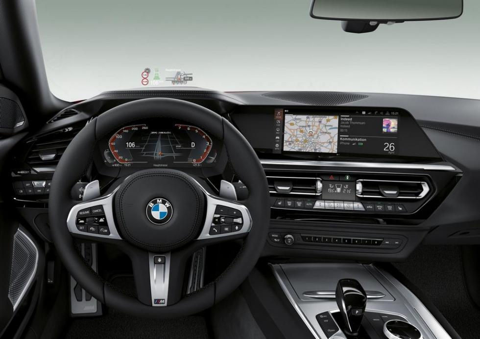 BMW Z4 2018 M40i First Edition