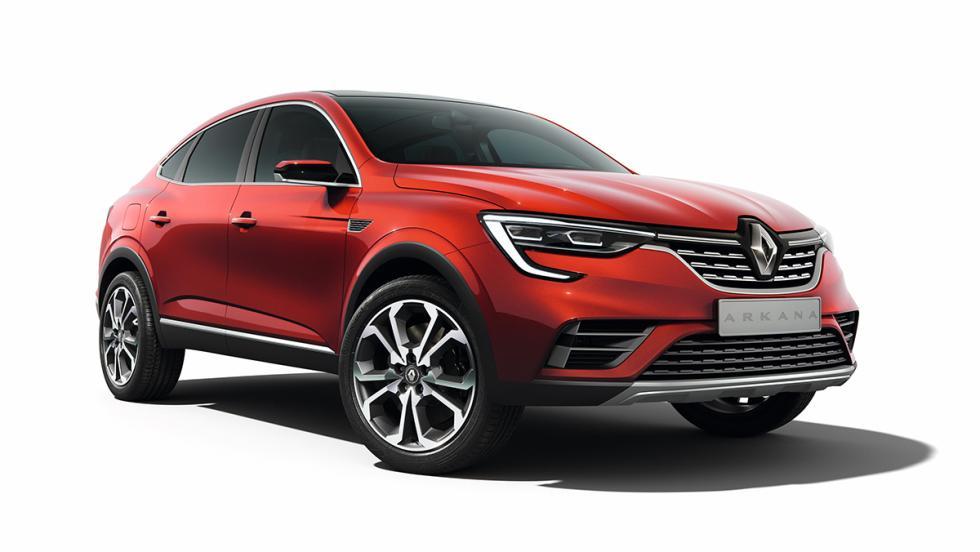 Nuevo Renault Arkana