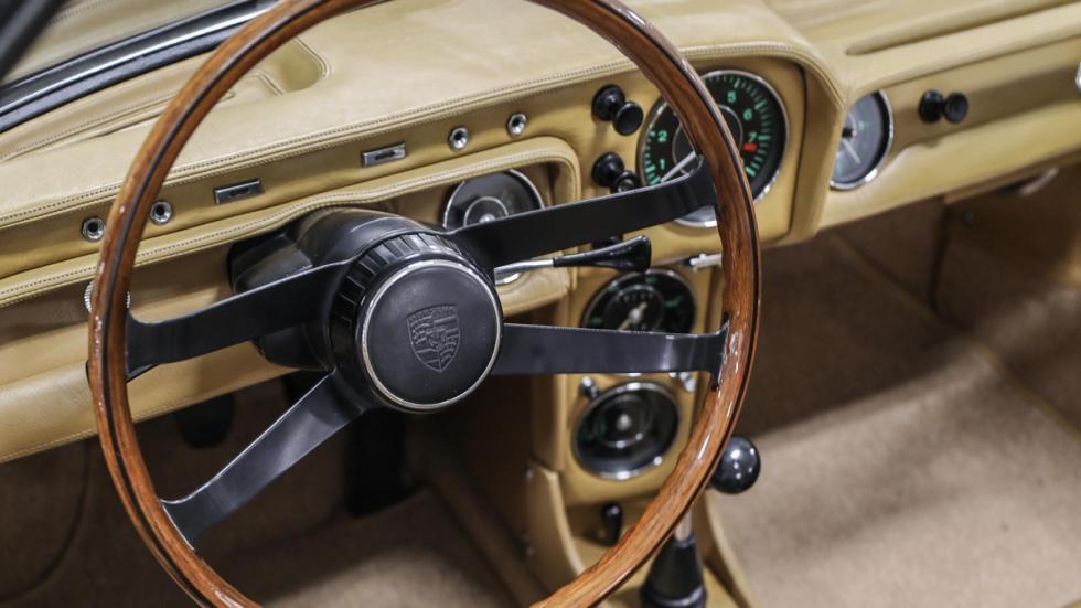 Porsche 911 Spyder 1966