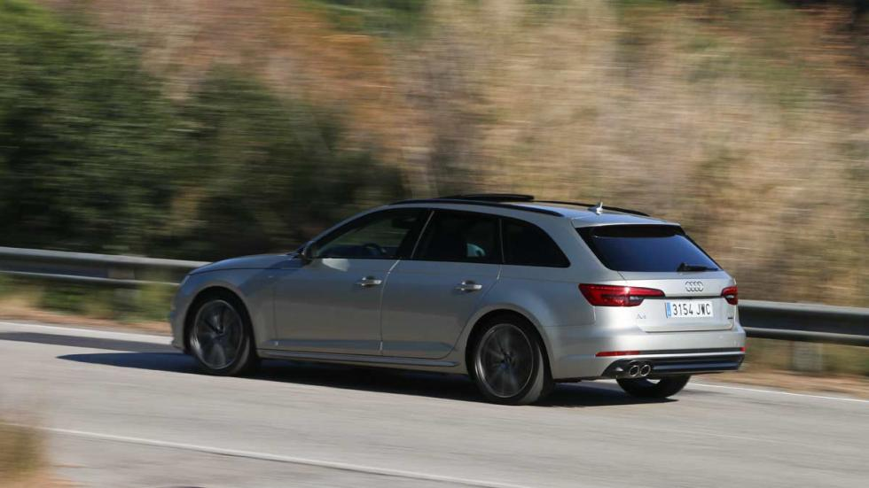 familiar v6 tdi lujo premium test plata coches familiares