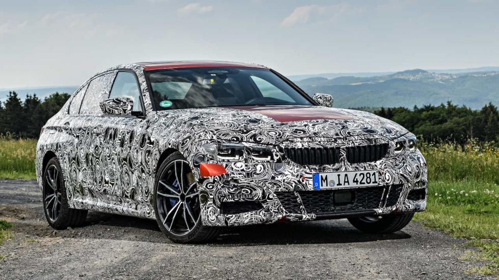 Prueba: nuevo BMW Serie 3