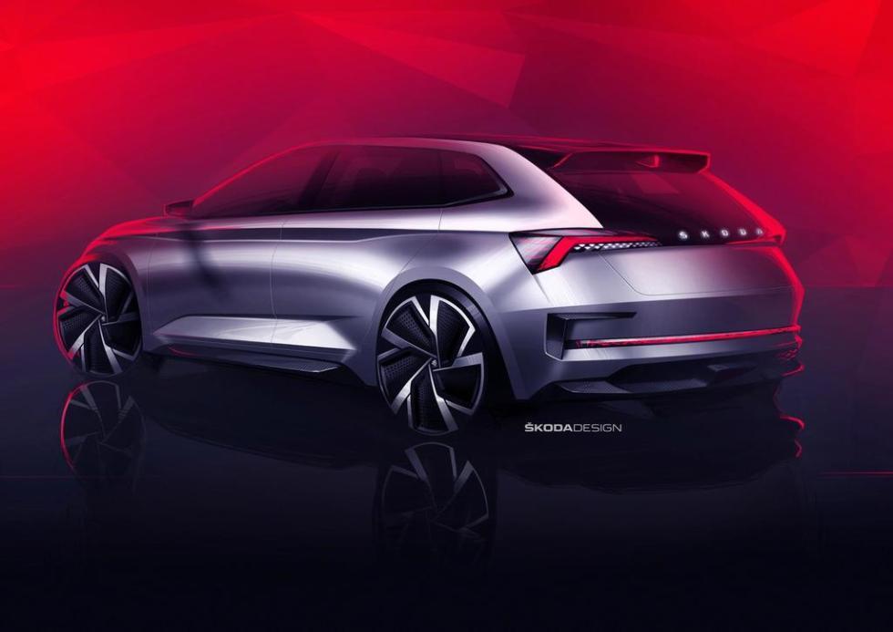 Skoda Vision RS Concept