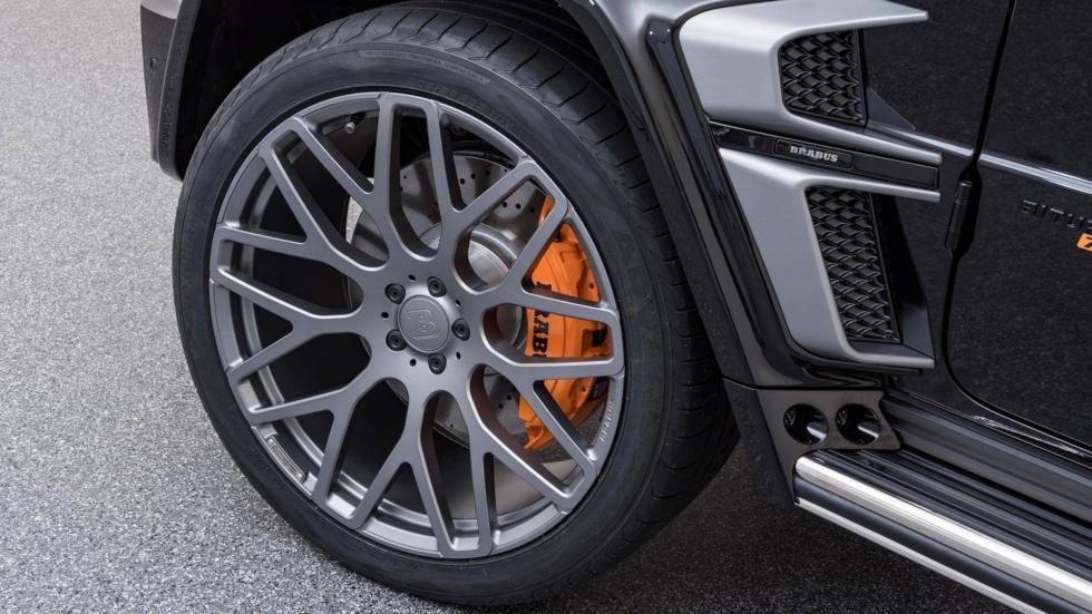 Mercedes-amg g63 nuevo todoterreno preparacion lujo