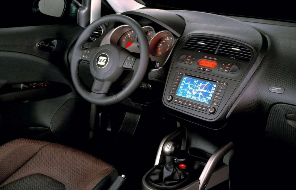 Citroën Xsara Picasso Seat Altea