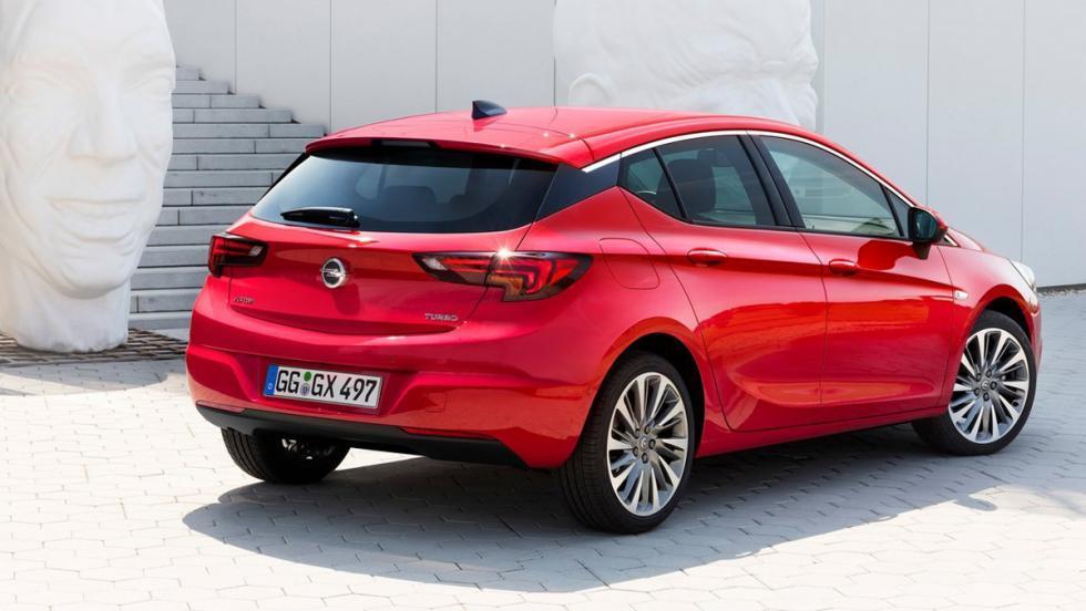 Opel Astra GSi o Volkswagen Golf GTI