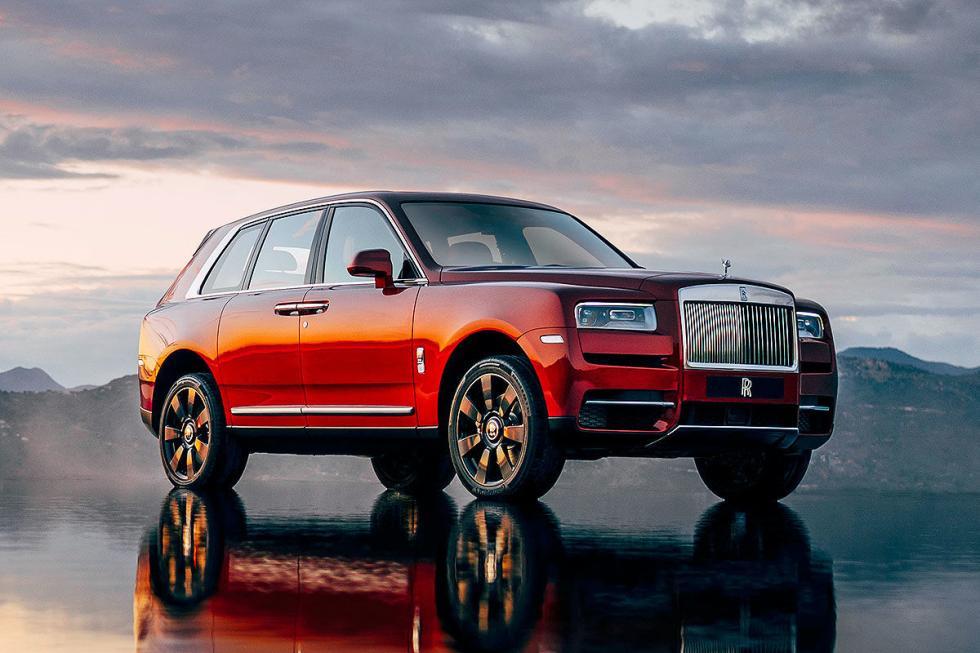Nos subimos al Rolls-Royce Cullinan