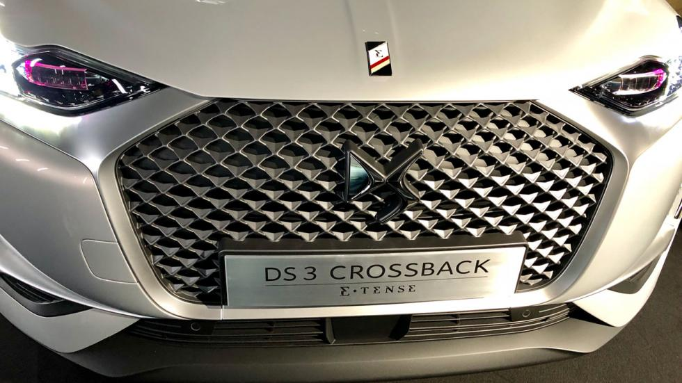 Nuevo DS3 Crossback 2019