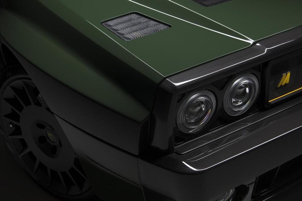Lancia Delta Amos