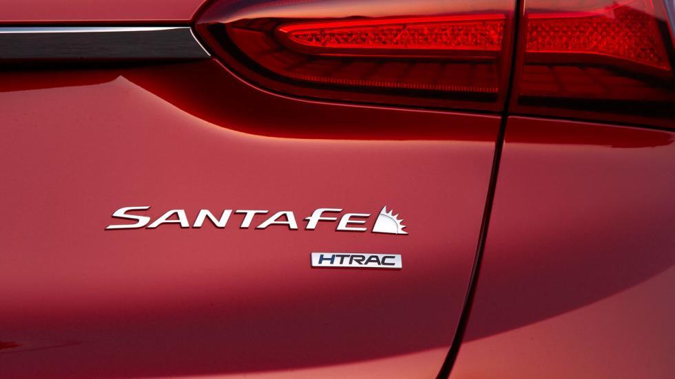 Prueba Hyundai Santa Fe 2018