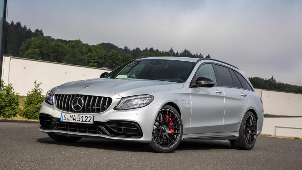 Mercedes-AMG C 63 Estate 2019
