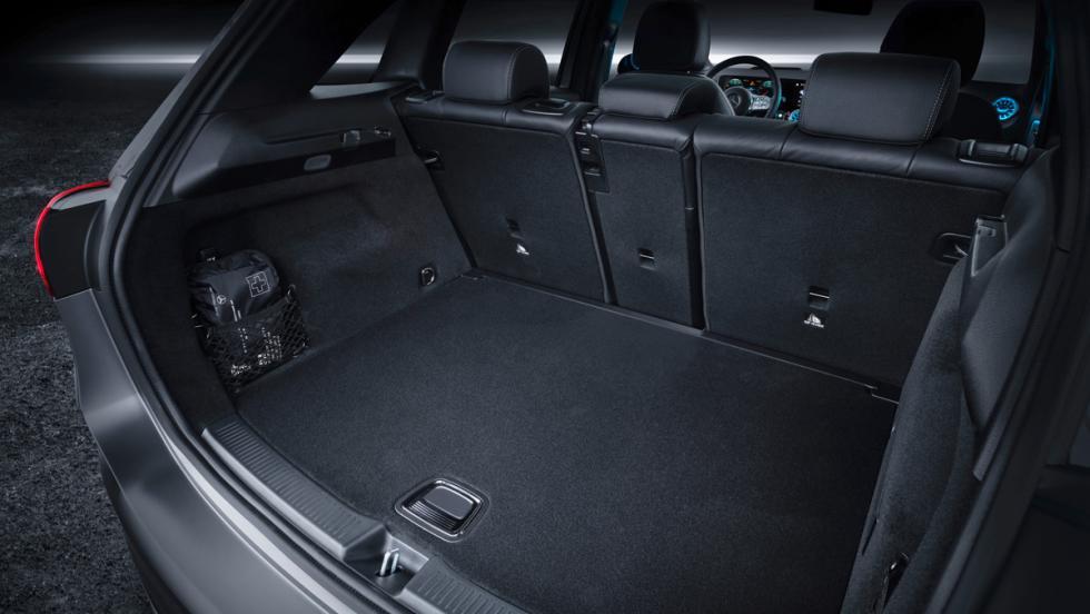 Mercedes Clase B 2019 (maletero)