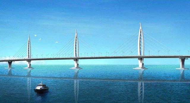 Puente Hong Kong-Zhuhai-Macao (4)
