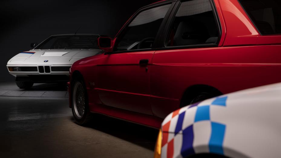 Colección de coches BMW