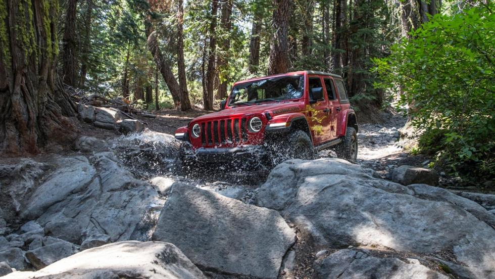 Jeep Wrangler 2018 Rubicon Trail (5)