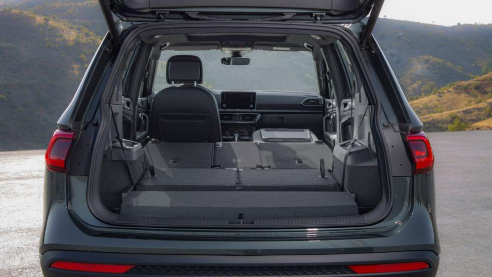 Prueba Seat Tarraco 2.0 TSI 190 CV (maletero)