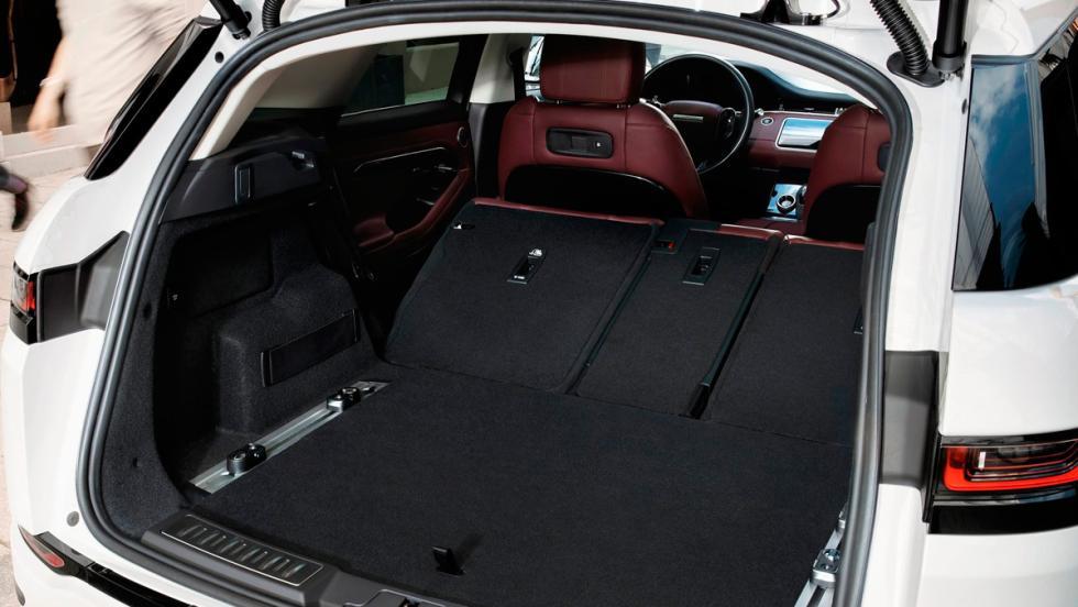 Range Rover Evoque 2019 (maletero)