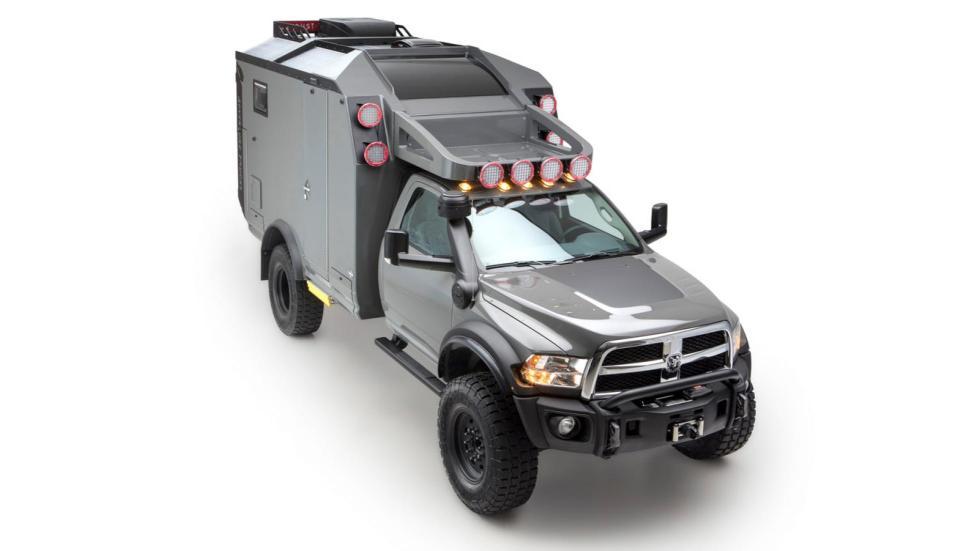 Adventure Truck (frontal)