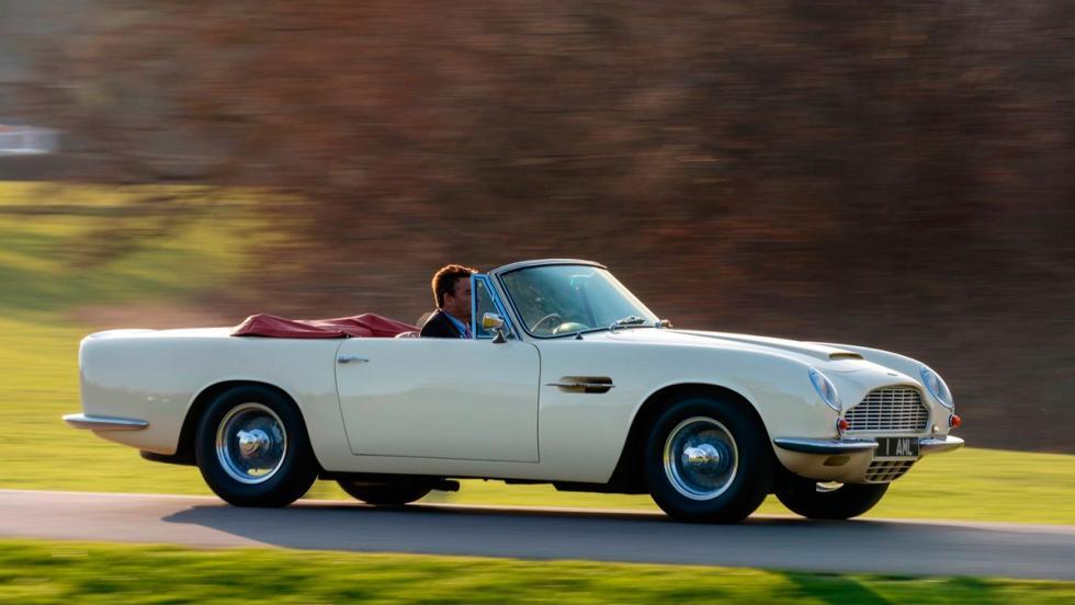 Aston Martin Heritage EV Concept (lateral)