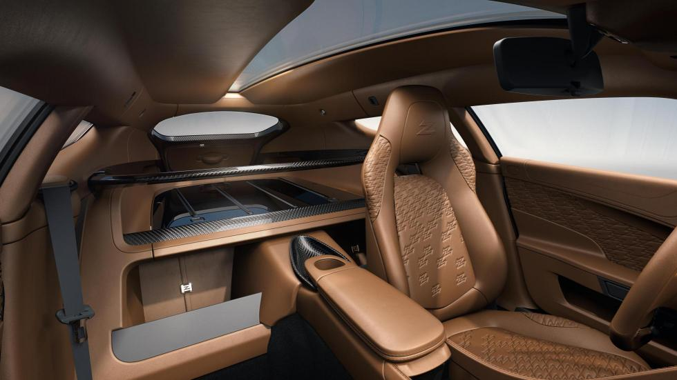 Aston Martin Zagato Shooting Brake (interior 2)