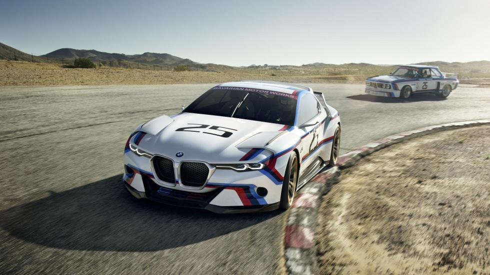 BMW 3.0 CSL Hommage (delantera)