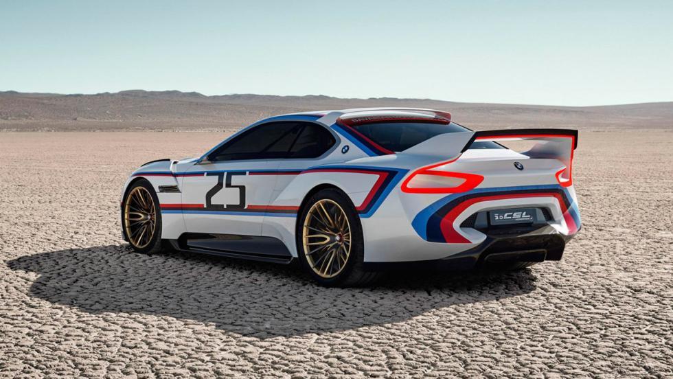 BMW 3.0 CSL Hommage (trasera)