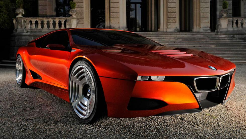 BMW M1 Hommage (frontal)