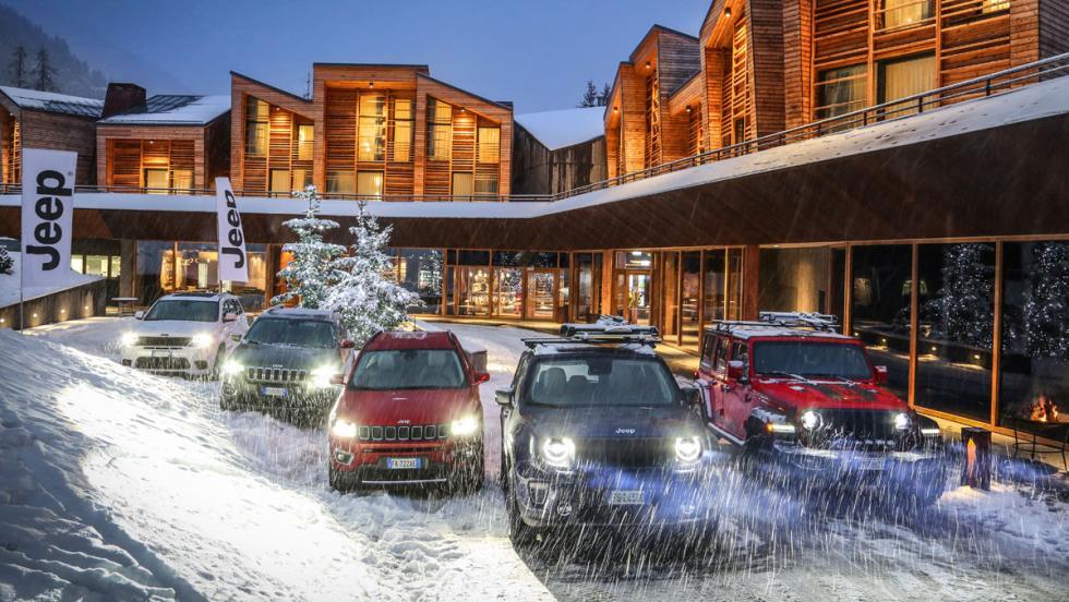 Jeep Winter Experience 2018/2019 (CampZero)