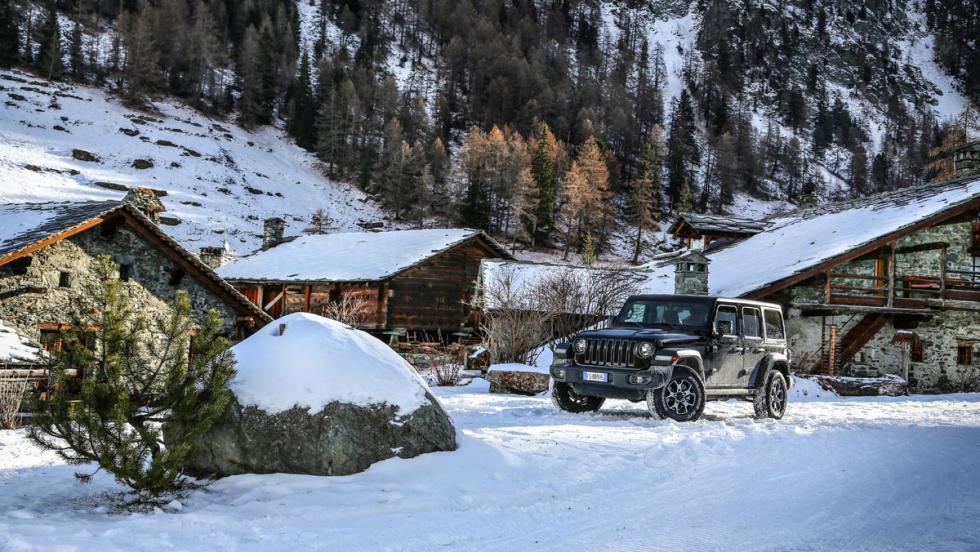 Jeep Winter Experience 2018/2019 (choza 2)