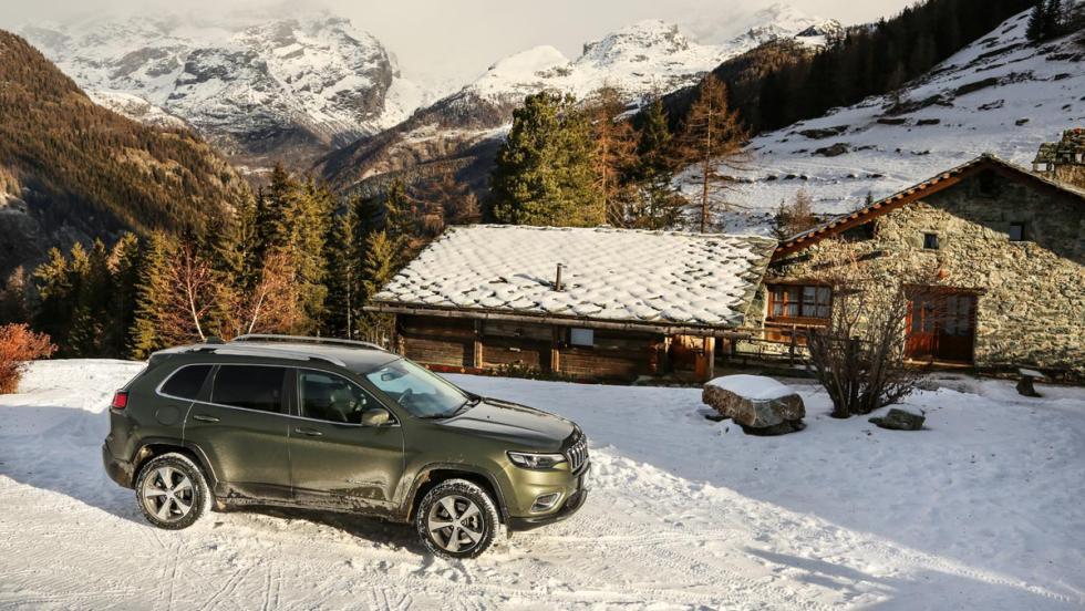 Jeep Winter Experience 2018/2019 (choza)