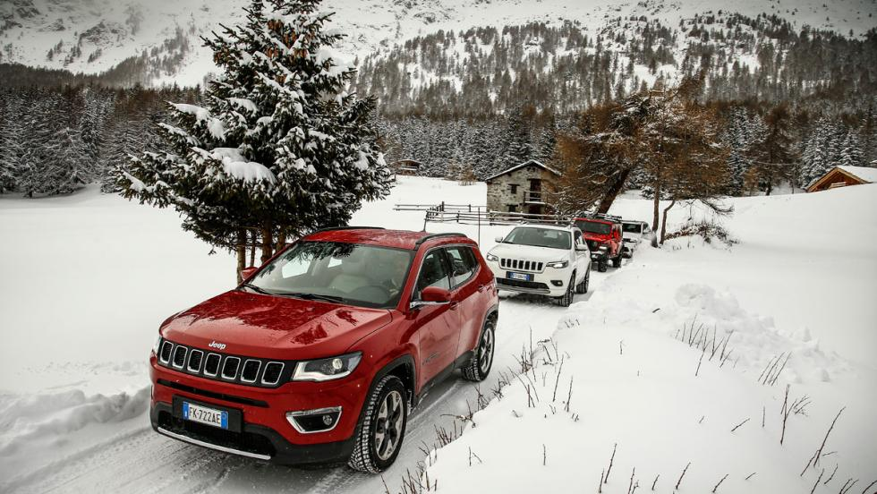 Jeep Winter Experience 2018/2019