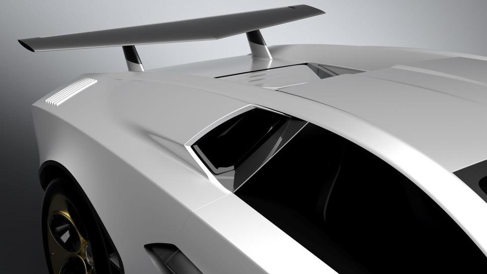 Lamborghini Countach (trasera 2)