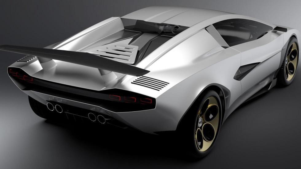Lamborghini Countach (trasera 3)
