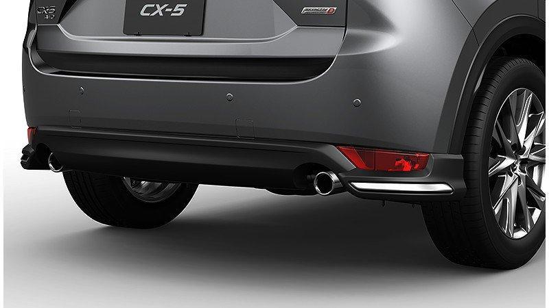 Mazda CX-5 Salon Tokio 2019 (trasera)
