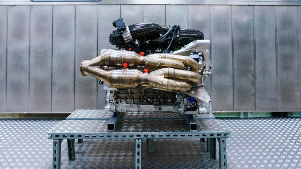 Motor del Aston Martin Valkyrie (4)