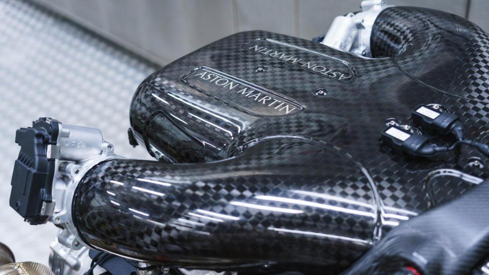 Motor del Aston Martin Valkyrie (5)