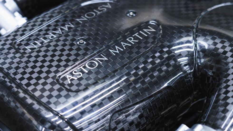 Motor del Aston Martin Valkyrie (6)
