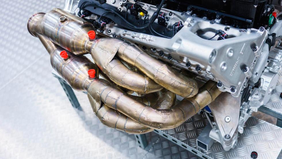 Motor del Aston Martin Valkyrie (7)